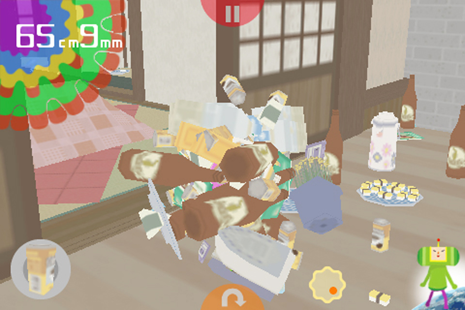 Screenshot i Love Katamari